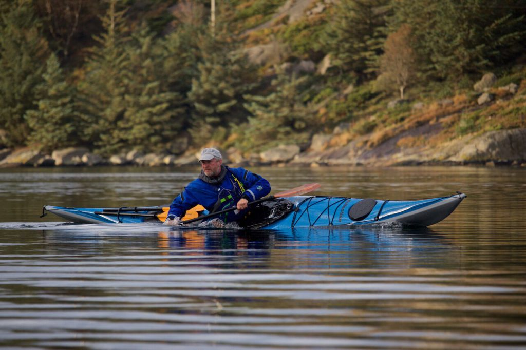 Your sea kayak turns best when over on an edge. Just one of the skills you need to get the most out of your days on the water.